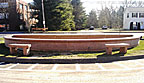Granite Fountain and Benches